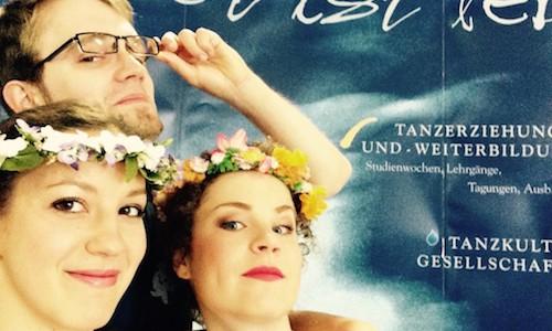 "6. Bundeswettbewerb ""Jugend tanzt"""