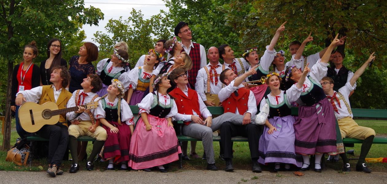 Tänzerisch lebendig auf den Spuren unserer Kultur!
