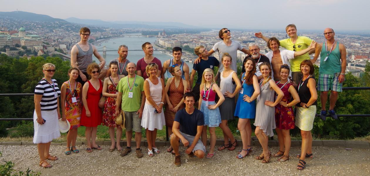 Erfolgreiche Festival-Teilnahme in Szazhalombatta, Ungarn