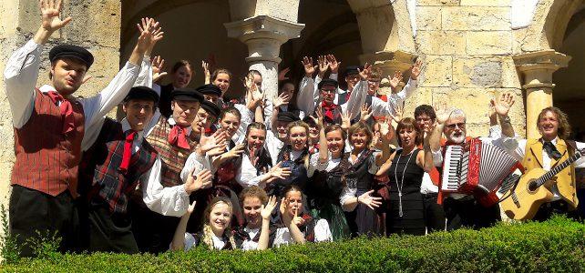Erfolgreiche Festival-Teilnahme in Faro/Portugal!