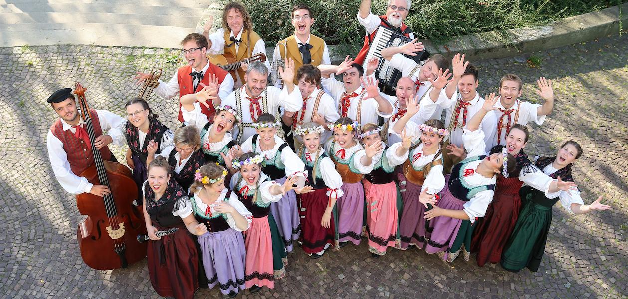 Deutsche Folklore zu Gast in Polen 2017!