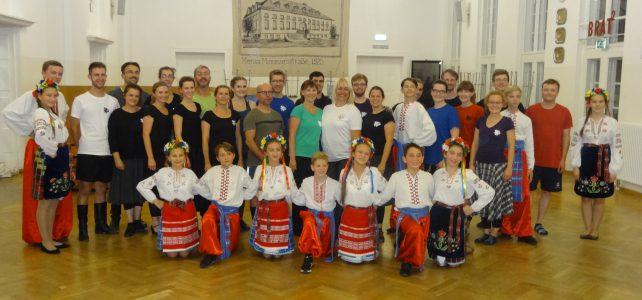 Deutsch-Ukrainischer Abend