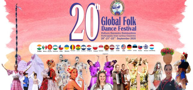 "Teilnahme am ""20th Global Folk Dance Festival"""